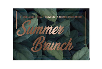 FGCU ALUMNI SUMMER BRUNCH