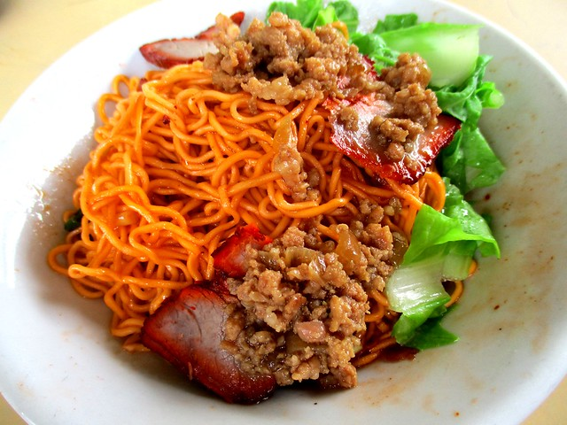 Ching Cai Cafe kolo mee 2