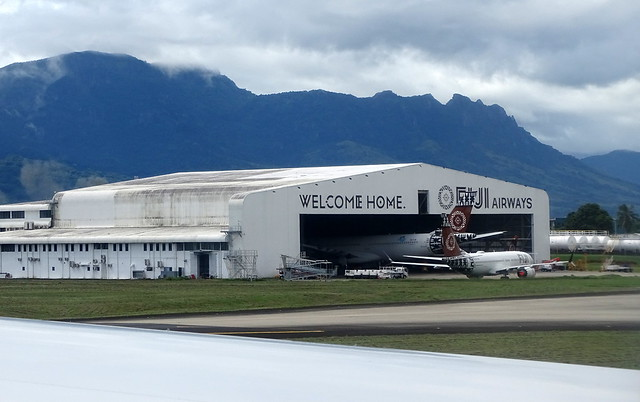 Fiji Airways maintenance base