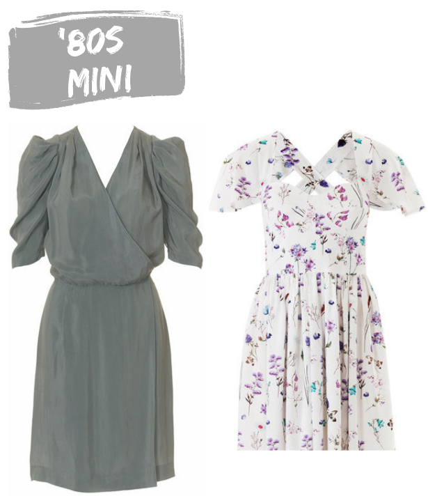 Summer 19 Trends 80s Mini