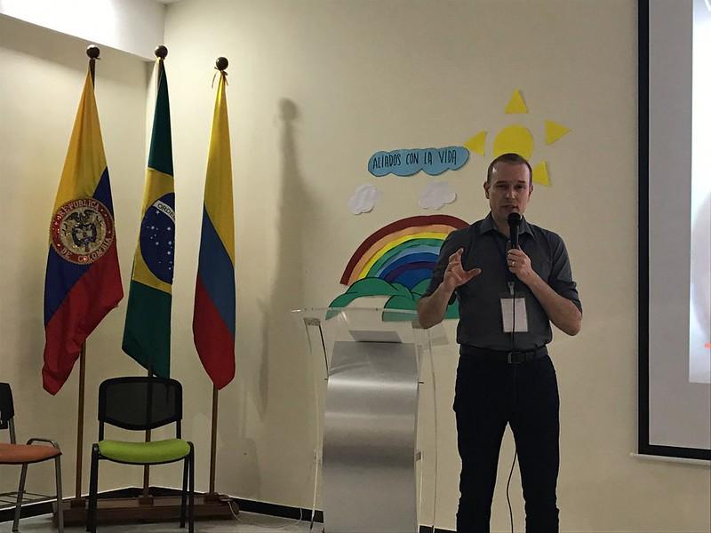 Encontro de Saúde na Colômbia