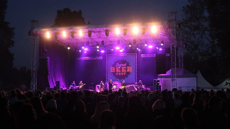 Zagreb Beer Fest, CROATIA, May 2019
