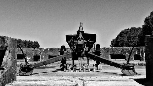 Souvenir du débarquement en Normandie.