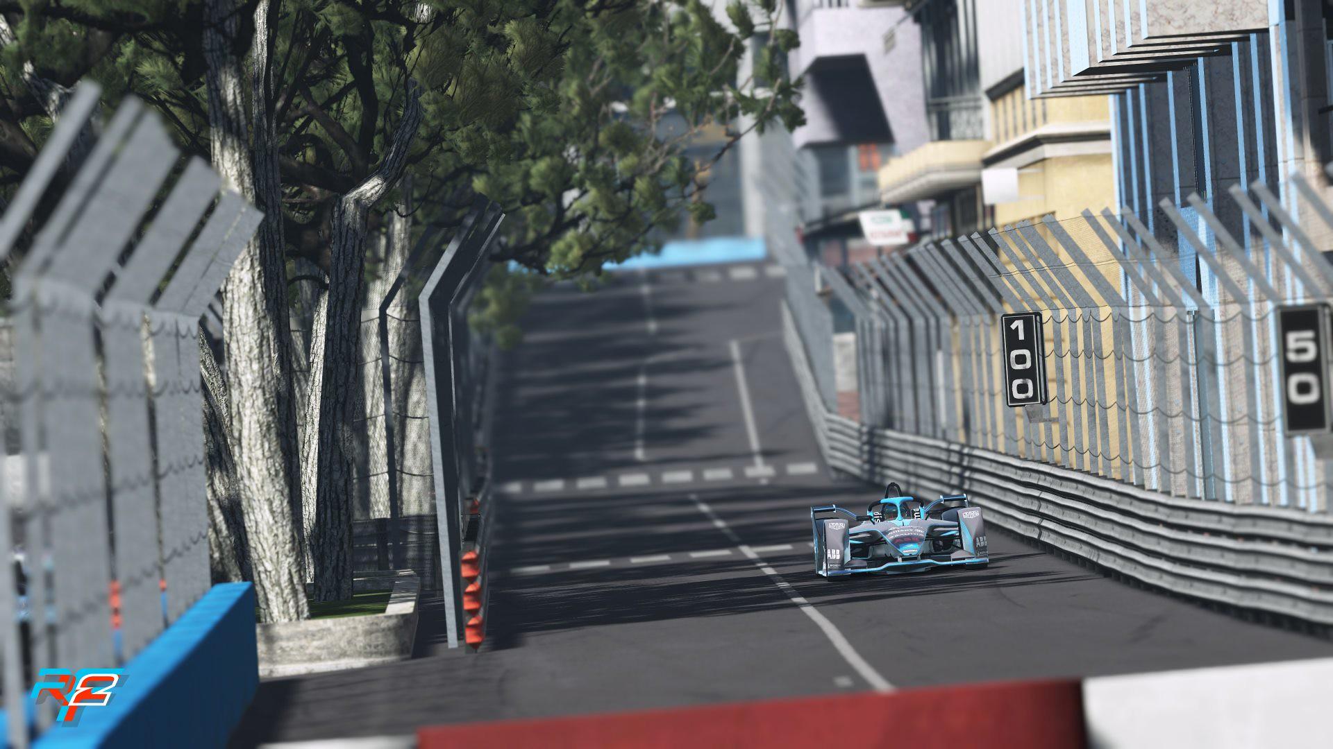 rF2 Monaco 2