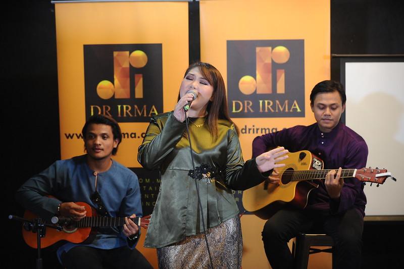 Majlis Berbuka Puasa Dr Irma Entertainment