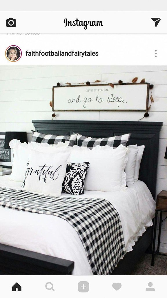 30 Pretty Farmhouse Master Bedroom Decorating Ideas Mast Flickr