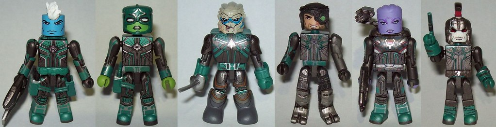 Kree Special Forces Team 01