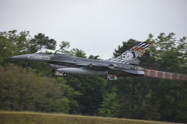 15105, Lockheed F-16C Força Aérea Portuguesa @ Mont de Marsan LFMB