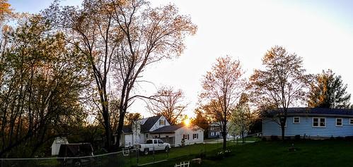 panorama sky flickrfriday sunset light may 2019 michigan usa neukomment