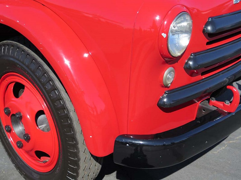 1950 Dodge Fire Truck 00005