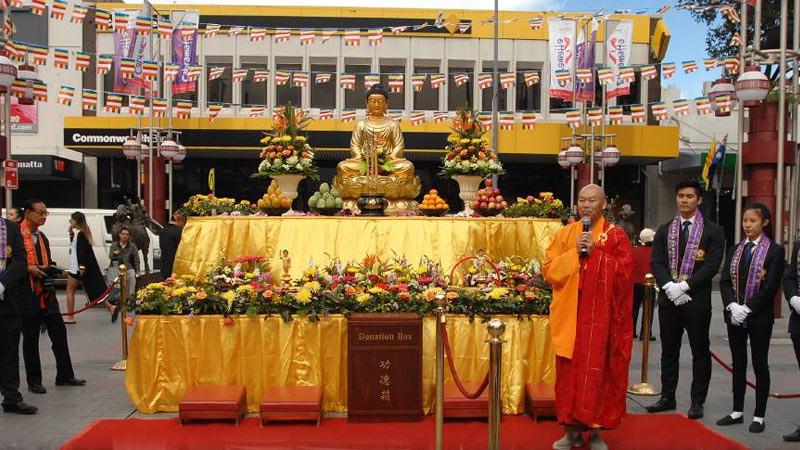 Y.M. Bhiksu Ming Shang menjelaskan mengenai tradisi Yifo