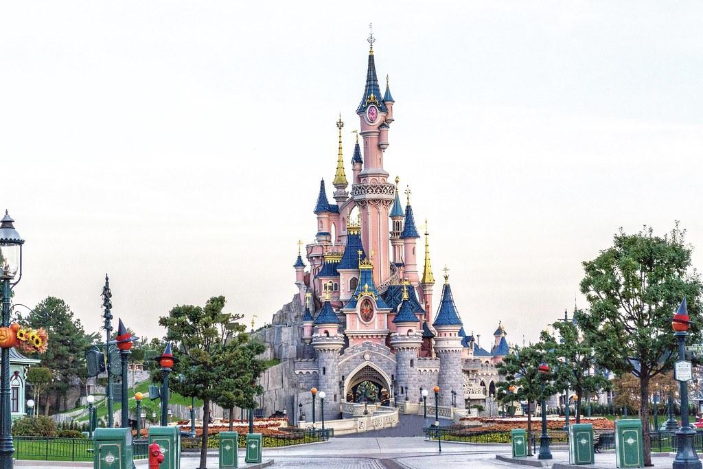 Disneyland Paris October 2018