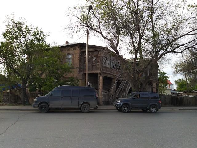 Бензин в Чечне и наматывая мили на кардан, ЕВПОЧЯ. IMG_20190508_154207