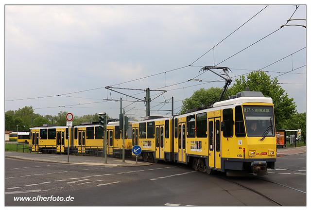 Tram Berlin - 2019-06