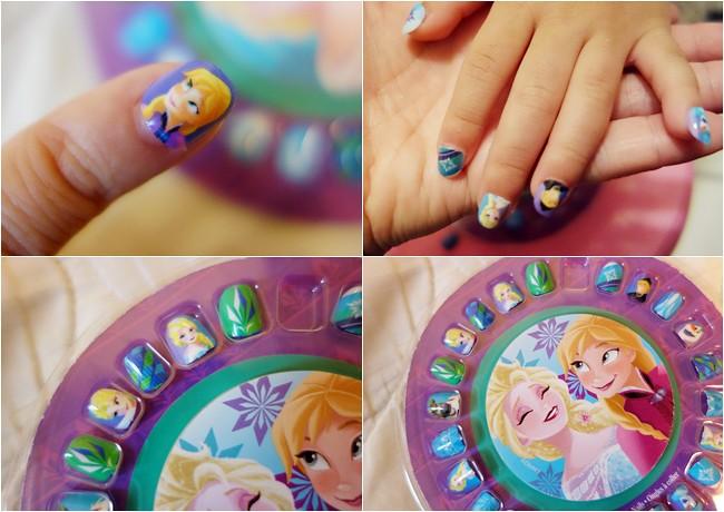 冰雪奇緣化妝美妝組 兒童彩妝 無毒化妝品 (4)