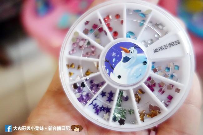 冰雪奇緣化妝美妝組 兒童彩妝 無毒化妝品 (1)