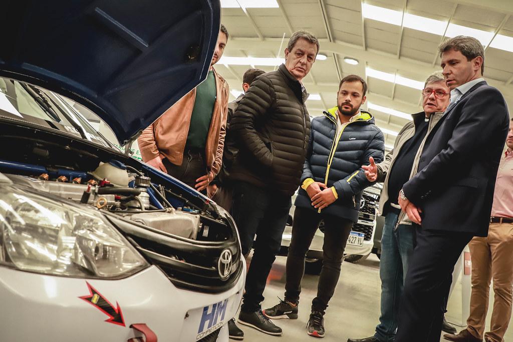 2019-05-18 PRENSA: Toyota inauguró fábrica de autopartes y genera nuevos puestos de trabajo