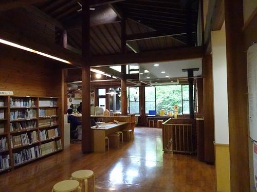 横浜自然観察の森で野鳥観察 ハイキングコース