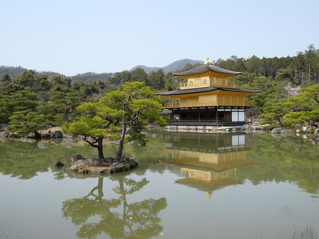 Кинкаку-дзи (Золотой павильон)