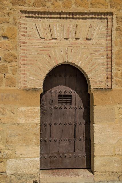 Alcazabar Door