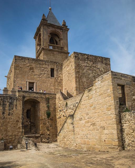 Alcazabar Bell Tower