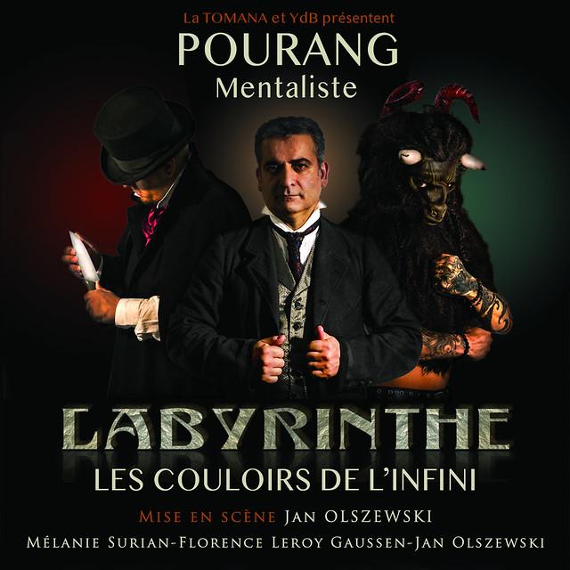 Le mentaliste Pourang - Labyrinthe, Les couloirs de l'infini