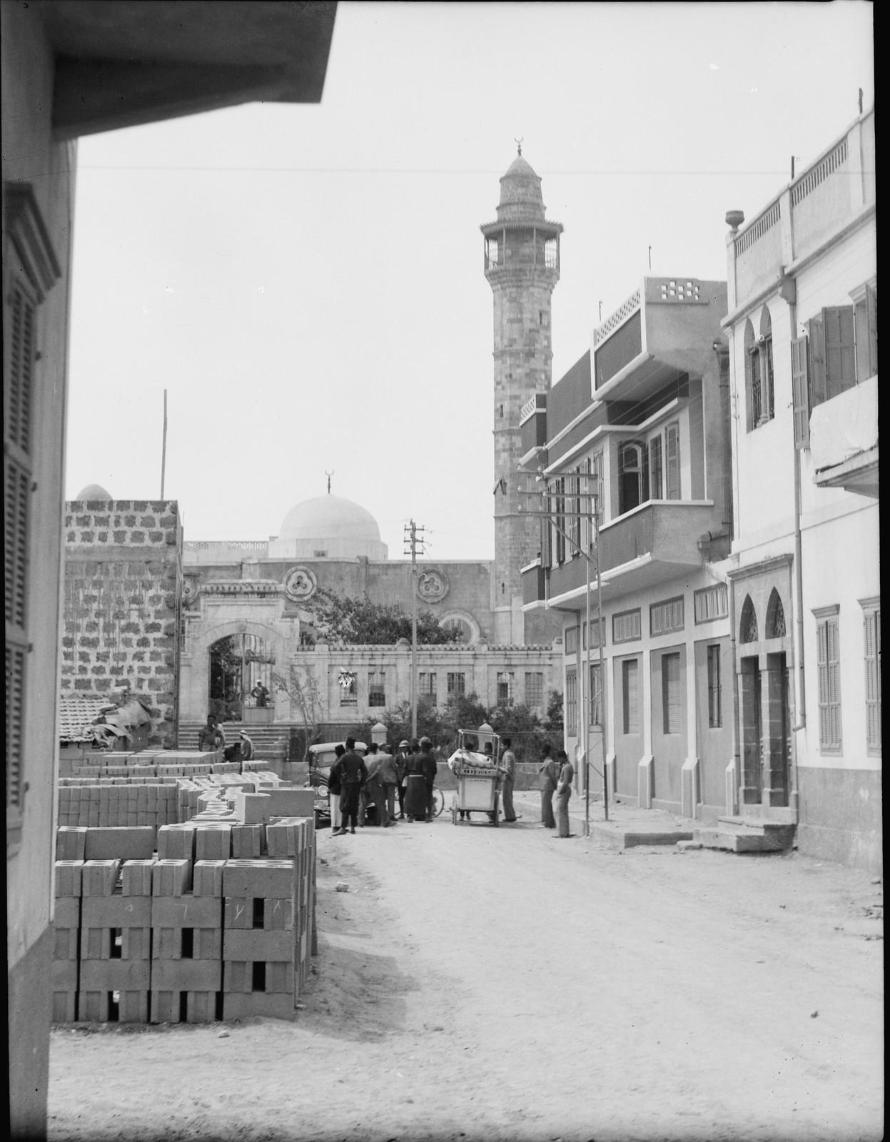 10. Яффо. Мечеть Хасан Бека на границе с Тель-Авивом
