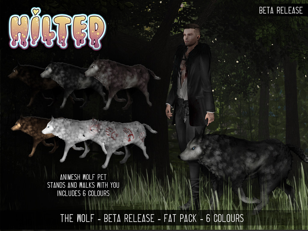 HILTED – The Wolf