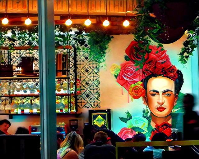 a feast with Frida