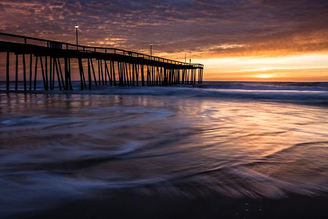 Fishing Pier Sunrise