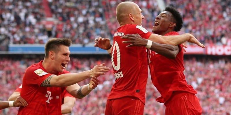 Bayern Munich memenangkan gelar Bundesliga