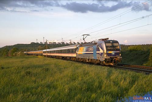 193 824 . RTB Cargo . Eschweiler-Nothberg . 11.05.19.
