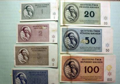heresienstadt-Currency