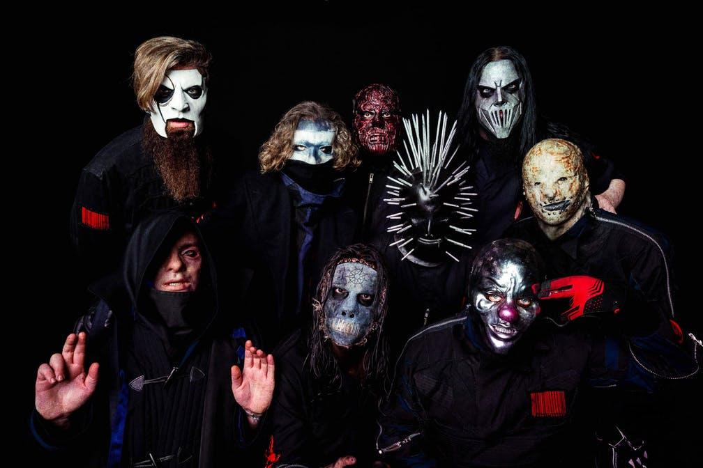美國金屬樂團 滑結 Slipknot 釋出全新單曲影音 Unsanited