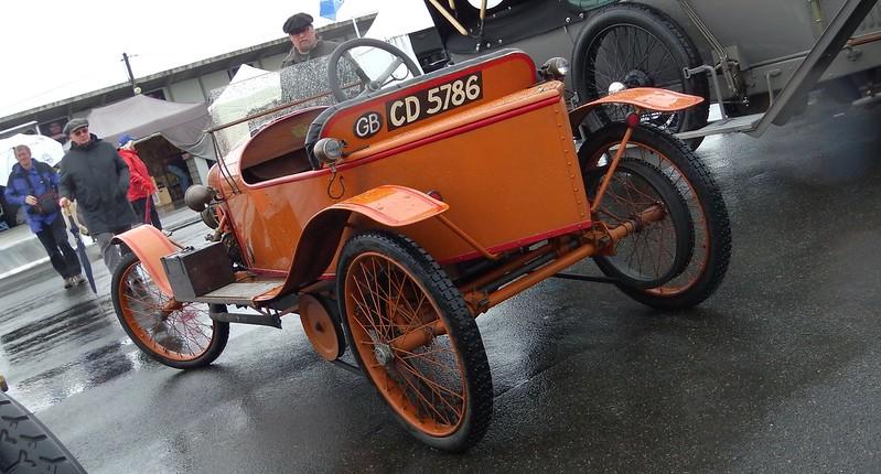 GN Cyclecar 1914 - VRM 2019 47827535581_e159db76f7_c