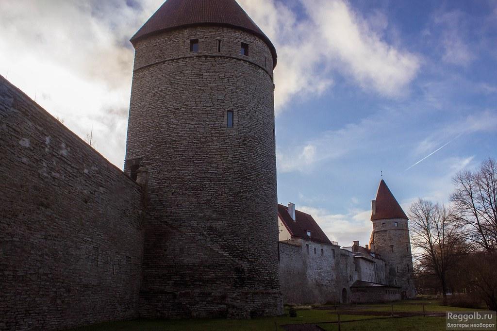 Таллин Старый город