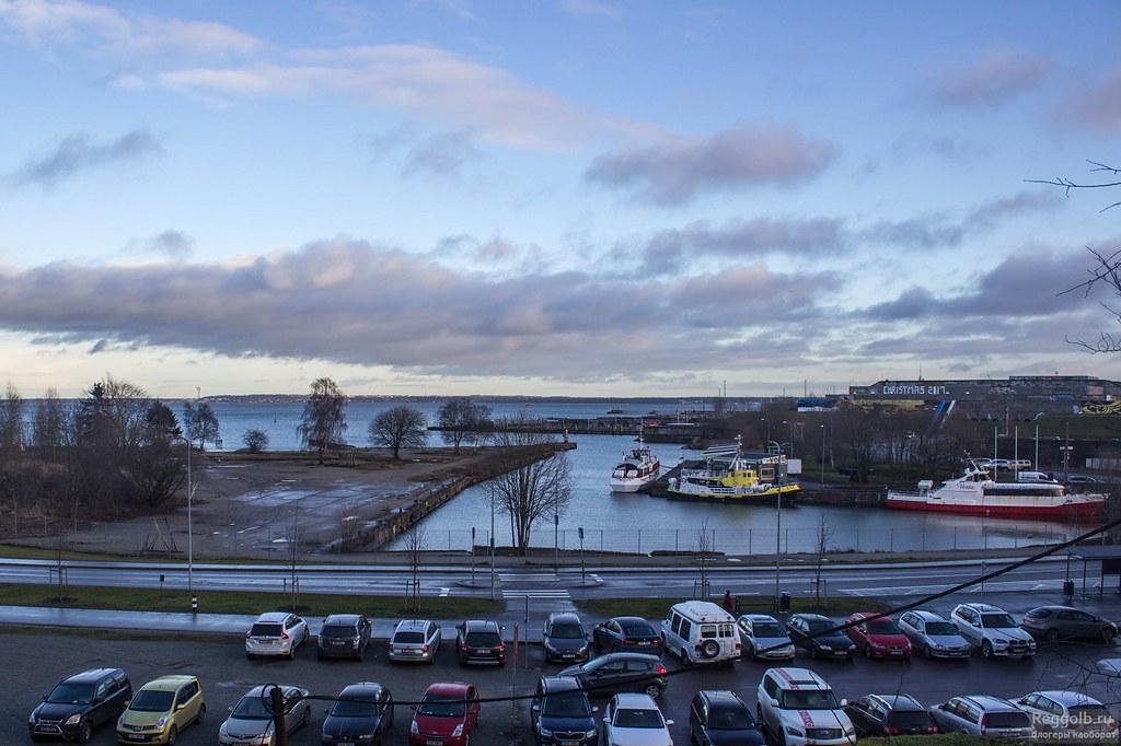 Таллин море