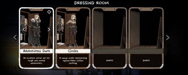 Vambrace - Dressing Room