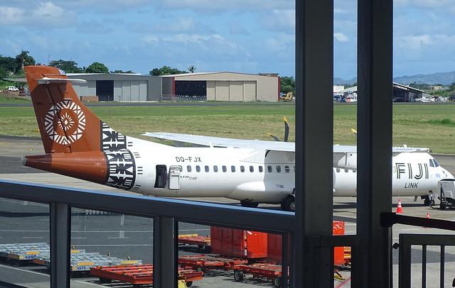Fiji Link ATR-72-600 DQ-FJX