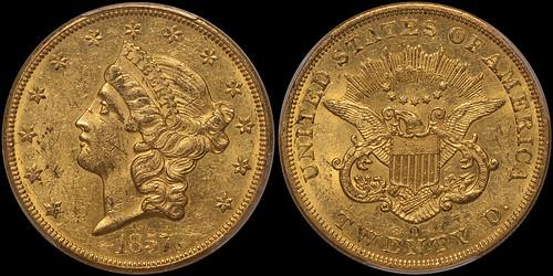 1857-O+$20 ex-Fairmont