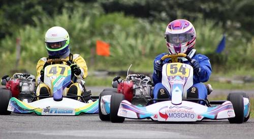 Baiano de Kart começa em alto nível. Fotos: Gabriela Simões
