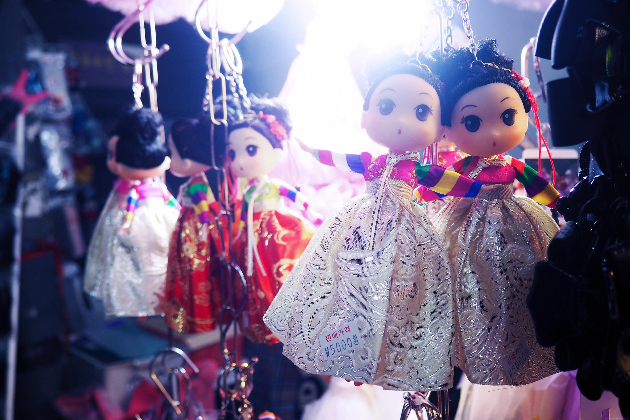 Kawaii Dolls Pretty Gown Seoul South Korea Aesthetic_effected