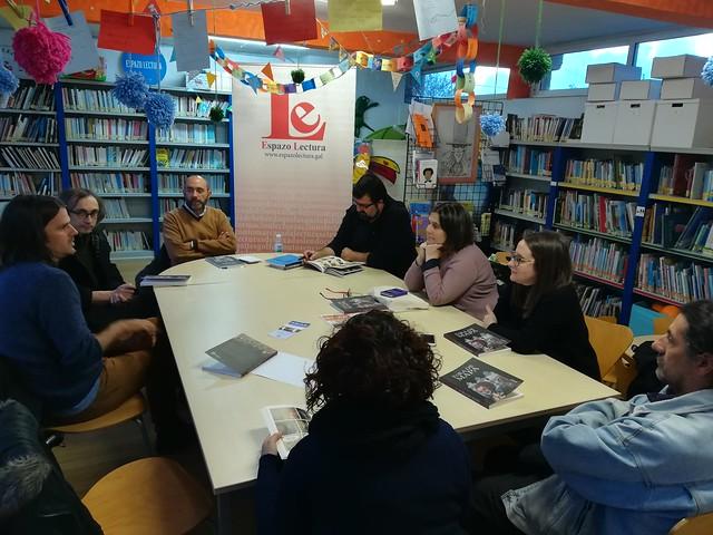 Cub Lecturas Debuxadas 23/04/2019