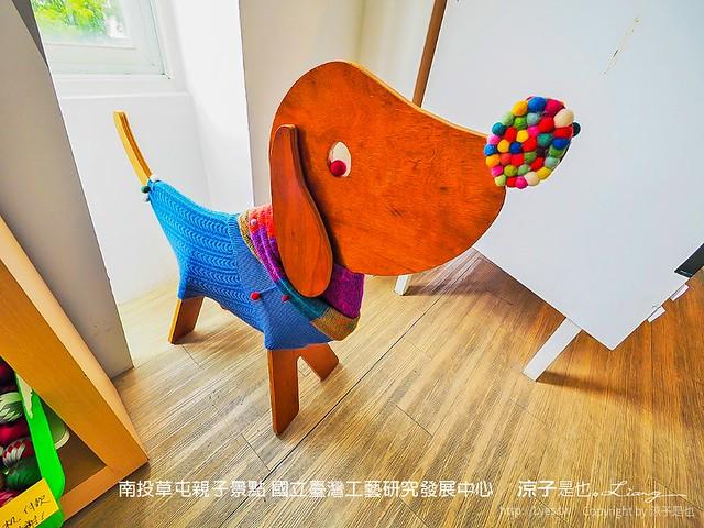 南投草屯親子景點 國立臺灣工藝研究發展中心 38