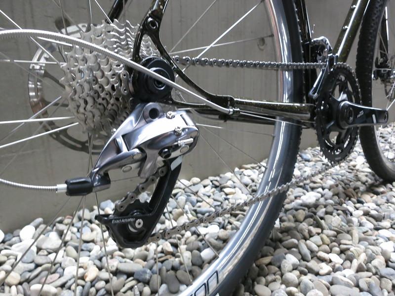 Corner Bikes Gravel Camo RD