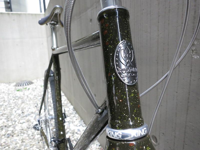 Corner Bikes Gravel Camo Hed