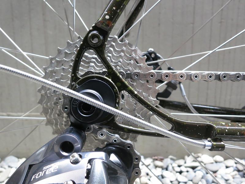 Corner Bikes Gravel Camo End