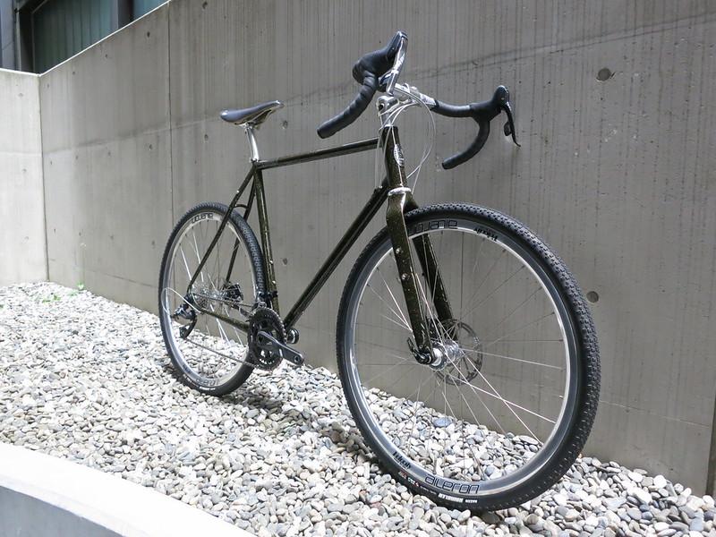 Corner Bikes Gravel Camo 2
