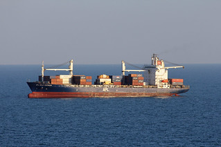 "Container Ship ""APL Gulf Express"""