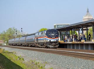 Amtrak 714 Rochester